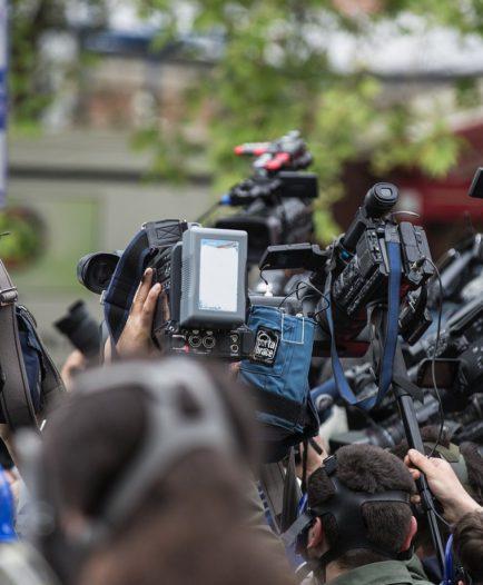 Cámaras de prensa