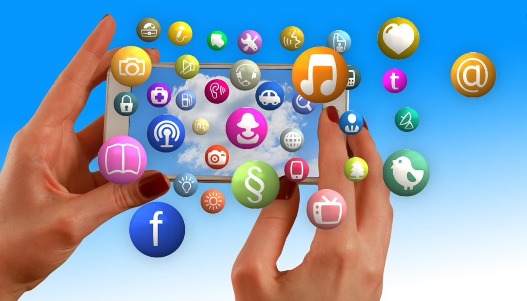 Redes sociales y otros contenidos